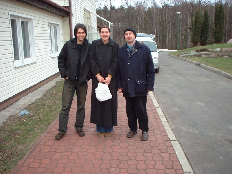 Grzymek, zjazd Taraki